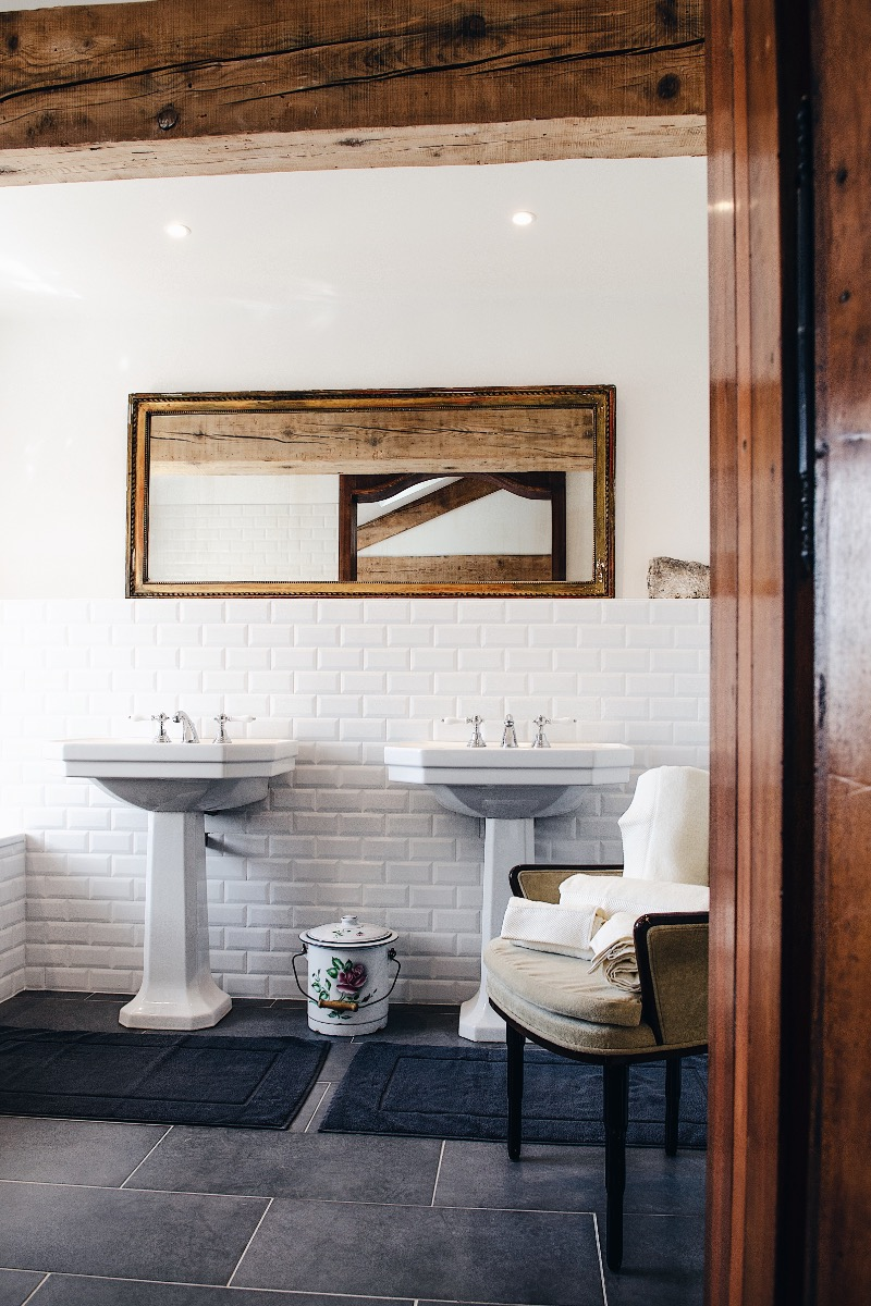 Double vasque - Chambre d'hôtes - PORTIRAGNES