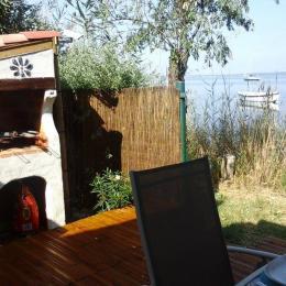 Un barbecue à votre disposition  - Location de vacances - Sète
