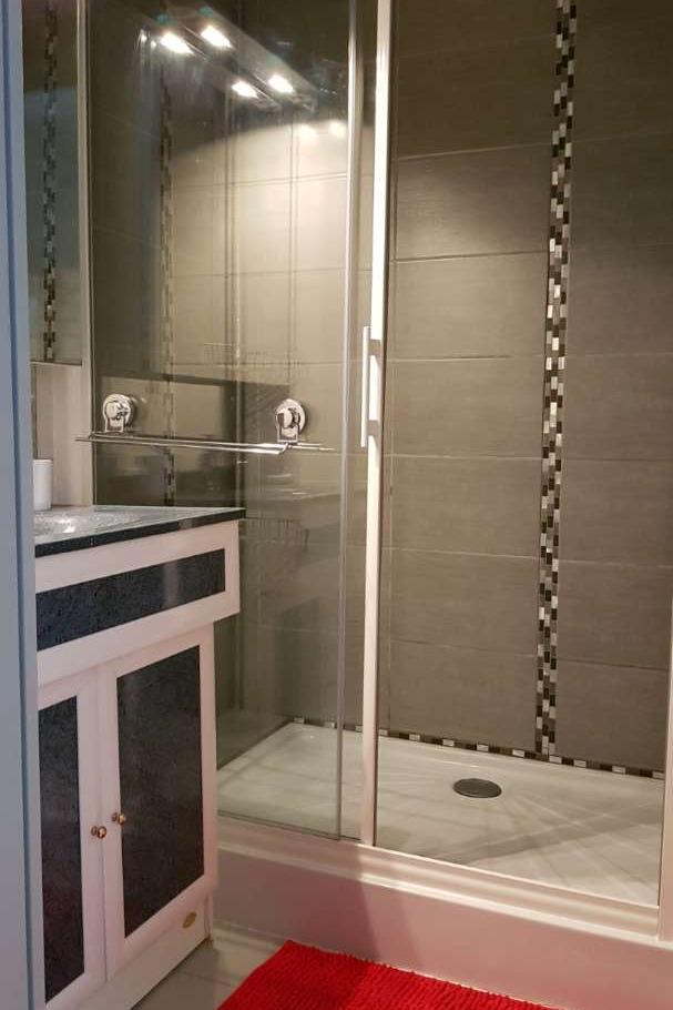 salle de bain - Location de vacances - Sète