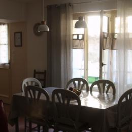 Chambre LAVANDE - Location de vacances - Saint-Thibéry