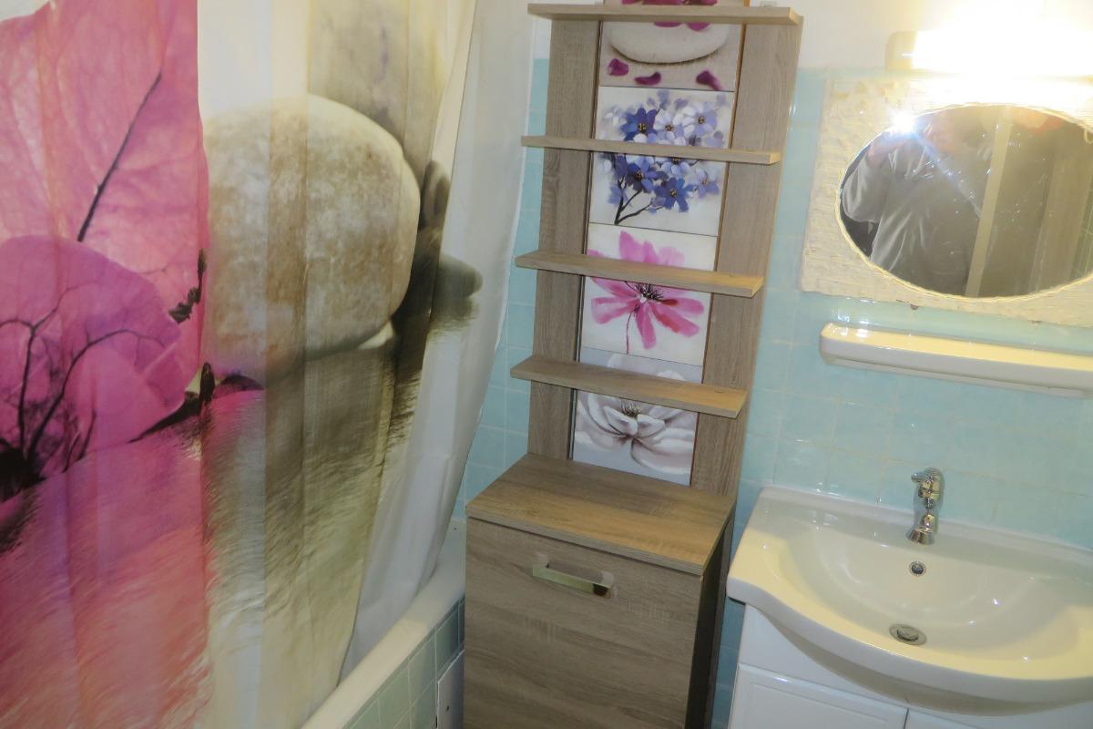 salle de bain - Location de vacances - Villeneuve-lès-Béziers