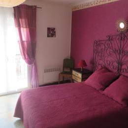 3eme chambre 2 lit à 90 - Location de vacances - Villeneuve-lès-Béziers