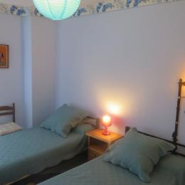 chambre 2 x 90 - Location de vacances - Villeneuve-lès-Béziers