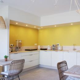 Petit déjeuner - Chambre d'hôtes - VALRAS-PLAGE