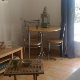 Sejour/salon - Location de vacances - Montaud