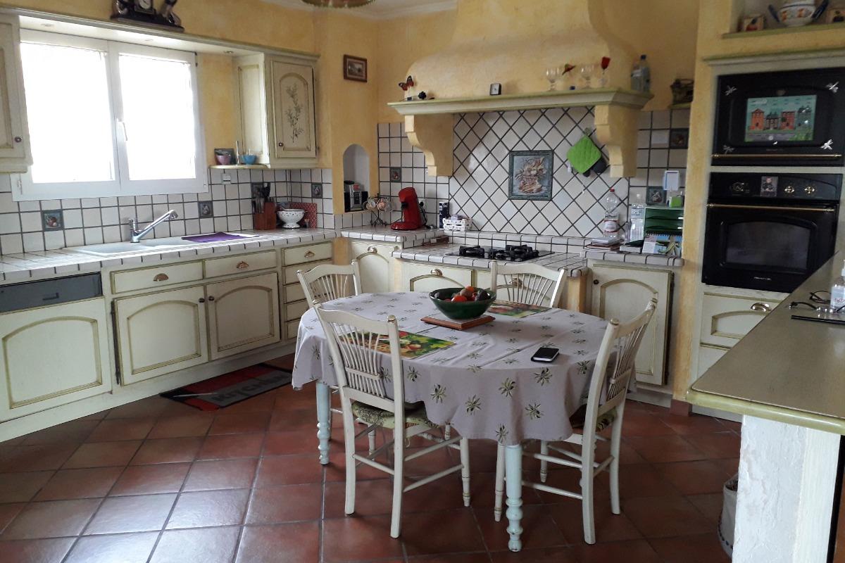 Cuisine - Location de vacances - Canet