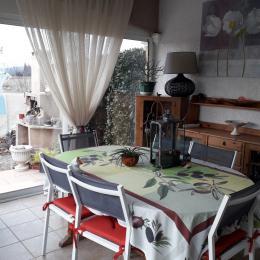 Véranda - Location de vacances - Canet