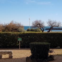 Vue - Location de vacances - CAP-D'AGDE