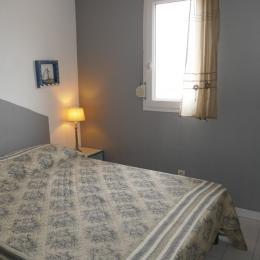 Chambre 1 rdc - Location de vacances - Cap D'agde
