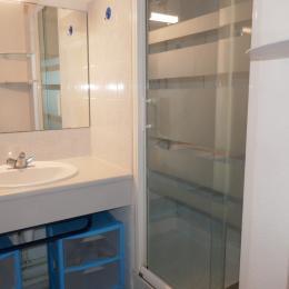 Salle de bain rdc - Location de vacances - Cap D'agde