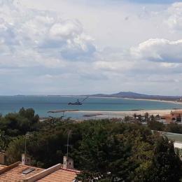 vue du balcon - Location de vacances - Sète
