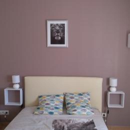 chambre 1 - Location de vacances - BRIGNAC
