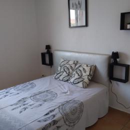 chambre 2 - Location de vacances - BRIGNAC