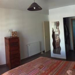Chambre RDC - Location de vacances - Pignan