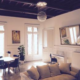 Salon de repos - Chambre d'hôtes - Montbazin