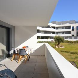 Terrasse - Location de vacances - MEZE