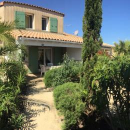 Villa Socorro - Location de vacances - Portiragnes-Plage