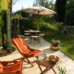 Rien ne trouble le calme environnant pour profiter d'un moment de détente - Location de vacances - Prades-le-Lez