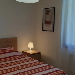 chambre du bas - Location de vacances - Sète