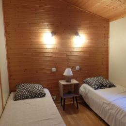 La chambre double - Location de vacances - AGDE