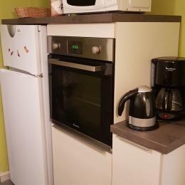 La salle de bain à l'étage - Location de vacances - La Fresnais