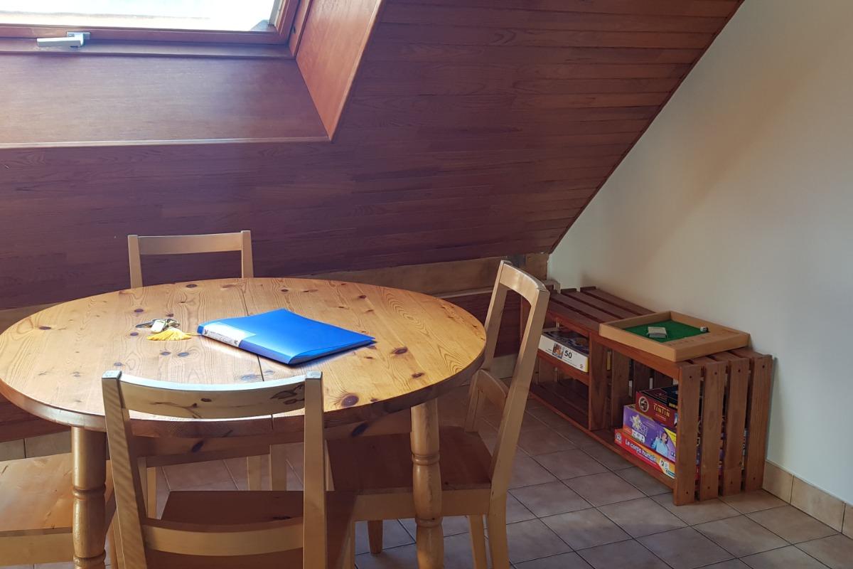 Chambre 1 - Location de vacances - Saint-Jouan-des-Guérets