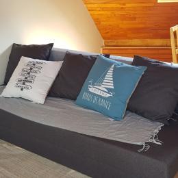 La Terrasse - Location de vacances - Saint-Jouan-des-Guérets