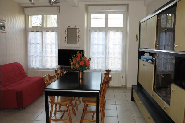 salle a manger - Location de vacances - Saint-Malo