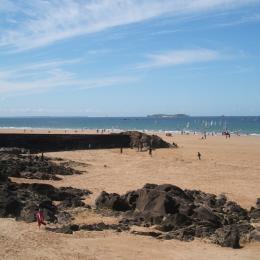plage du sillon - Location de vacances - Saint-Malo