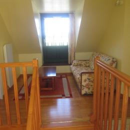 chambre - Location de vacances - Saint-Méloir-des-Ondes