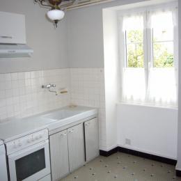 la cuisine - Location de vacances - Saint-Coulomb
