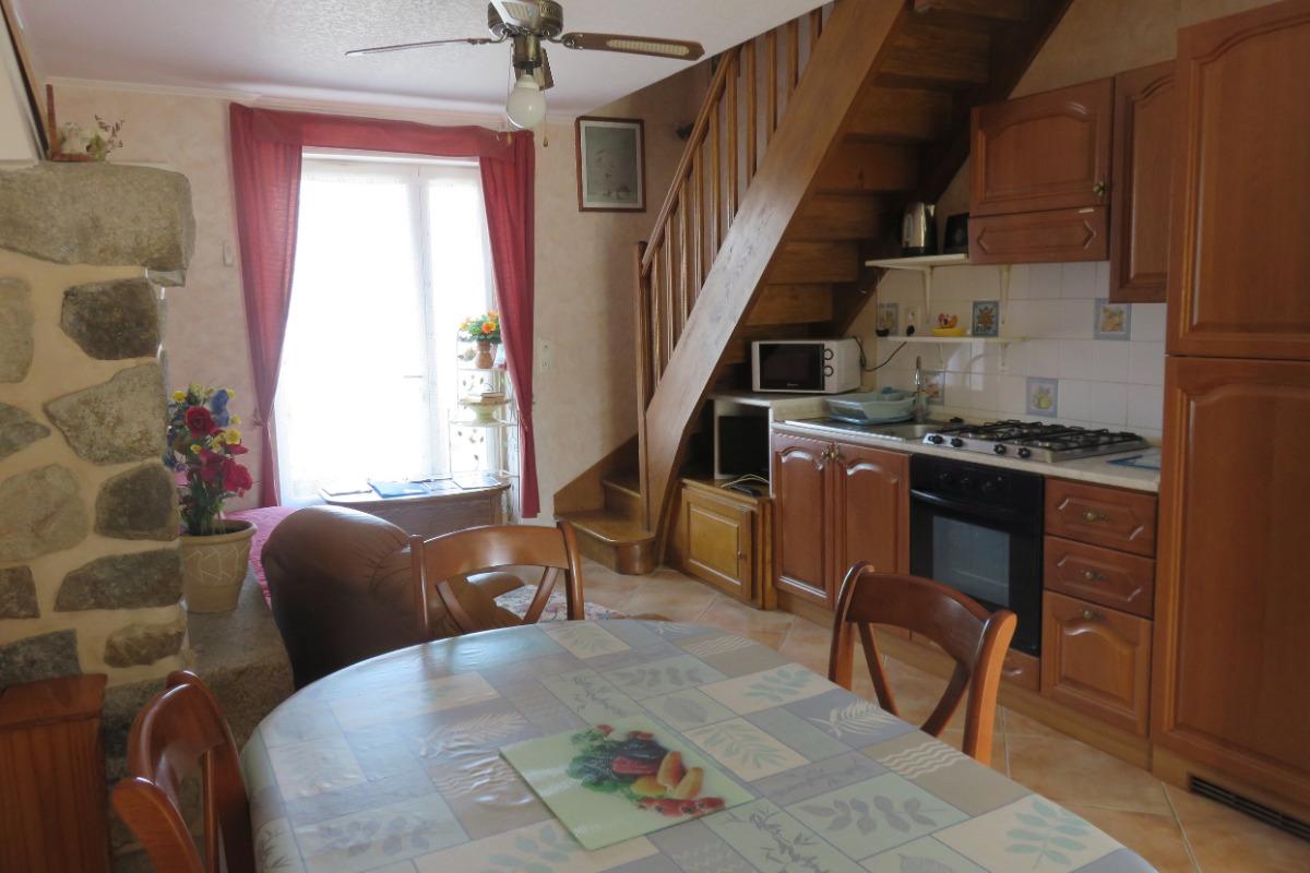cuisine - Location de vacances - Lillemer