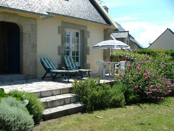 terrasse - Location de vacances - Saint-Malo