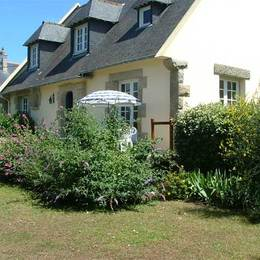 façade maison - Location de vacances - Saint-Malo