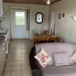 chambre - Location de vacances - La Fresnais