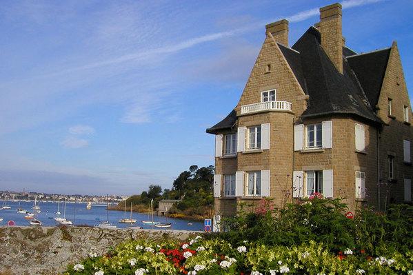 vue generale de l immeuble - Location de vacances - Saint-Malo