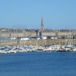 balcon - Location de vacances - Saint-Malo