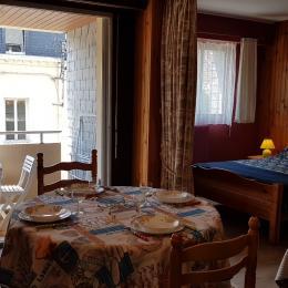 jardin de la résidence - Location de vacances - Saint-Malo