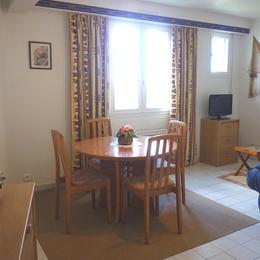 Séjour et coin salon - Location de vacances - Saint-Malo