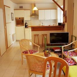chambre 2 - Location de vacances - Saint-Malo