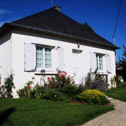 Maison ensoleillée de toute part avec emplacement voiture - Location de vacances - Cancale