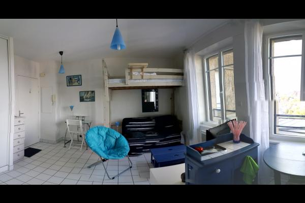 Un studio propre et sympa ! - Location de vacances - Saint-Malo