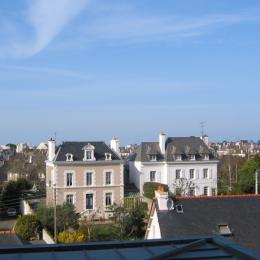 Vue très dégagée. - Location de vacances - Saint-Malo