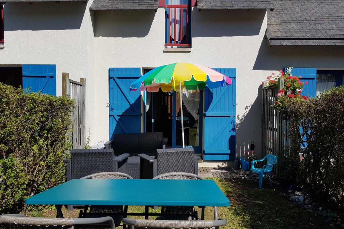Maison côté jardin - Location de vacances - Saint-Malo