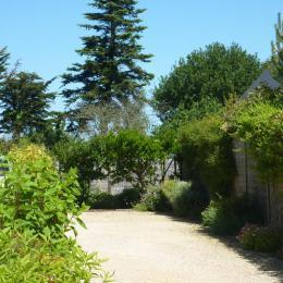 Votre parking - Location de vacances - Saint-Coulomb