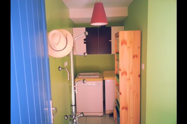 Entrée de l'appartement - Location de vacances - Saint-Malo