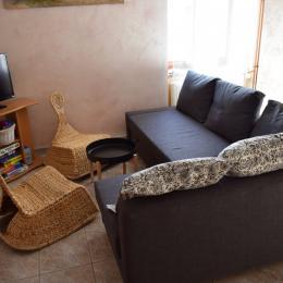 Cuisine et salle à manger - Location de vacances - Saint-Léger-des-Prés