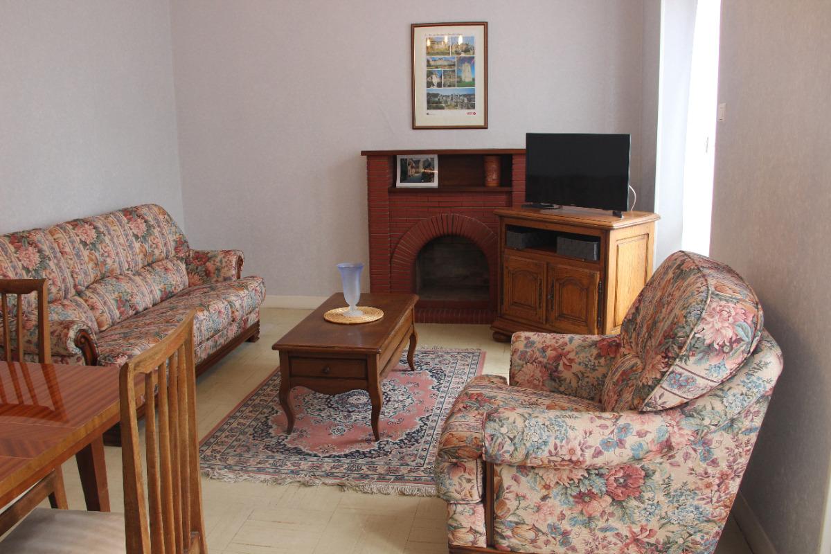 salon - Location de vacances - Saint-Malo