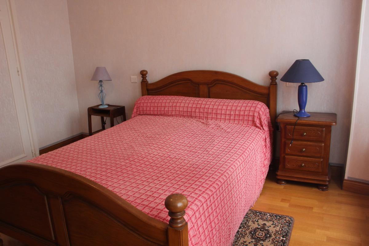 chambre - Location de vacances - Saint-Malo