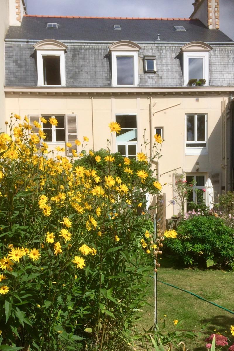 Chambre vers Cuisine - Location de vacances - Saint-Malo